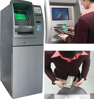 сетей банкоматов и другого
